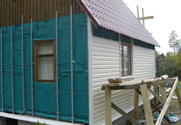 Капитального многоквартирного технология дома крыши ремонта