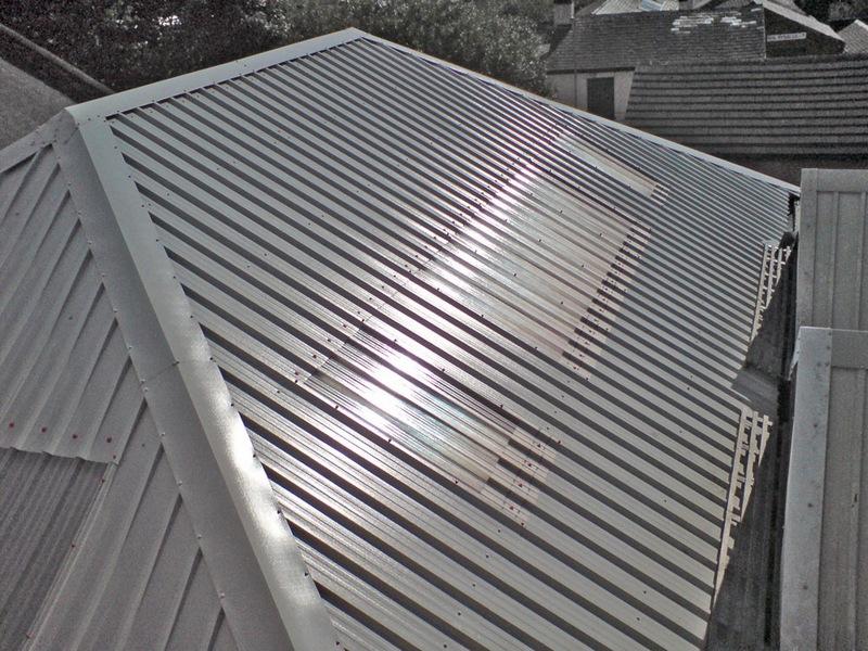 Четырехскатная крыша из профнастила чертежи и фото